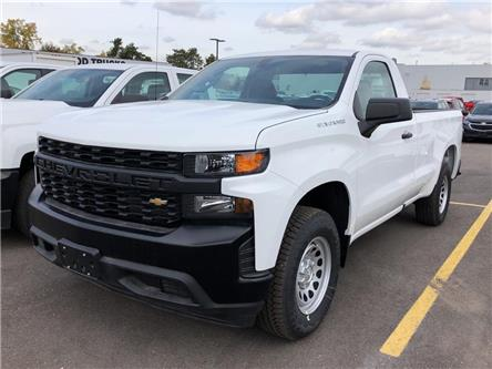 2019 Chevrolet Silverado 1500 Work Truck (Stk: GH191128) in Mississauga - Image 1 of 5