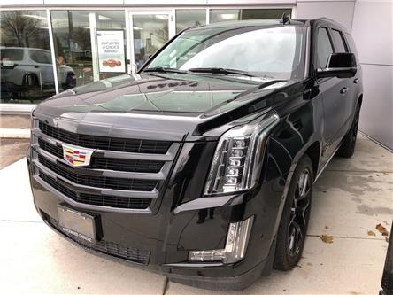 2019 Cadillac Escalade Premium Luxury (Stk: K9K122) in Mississauga - Image 1 of 5