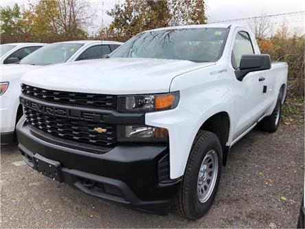 2020 Chevrolet Silverado 1500 Work Truck (Stk: T0K016) in Mississauga - Image 1 of 5