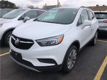 2020 Buick Encore Preferred (Stk: B0E008) in Mississauga - Image 1 of 5