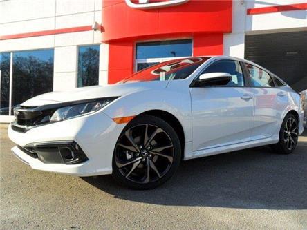 2020 Honda Civic Sport (Stk: 10847) in Brockville - Image 1 of 22
