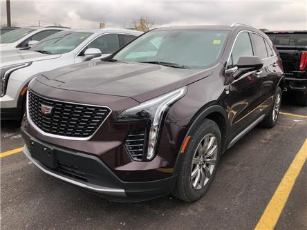 2020 Cadillac XT4 Premium Luxury (Stk: K0D013) in Mississauga - Image 1 of 5