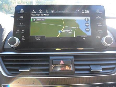 2020 Honda Accord Touring 1.5T (Stk: 10721) in Brockville - Image 2 of 20