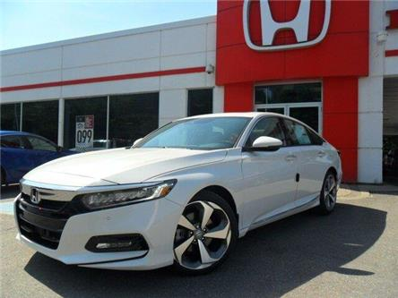 2020 Honda Accord Touring 2.0T (Stk: 10744) in Brockville - Image 1 of 21