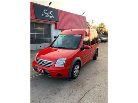 2013 Ford Transit Connect XLT Premium (Stk: ) in Cobourg - Image 1 of 14