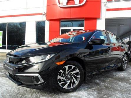 2020 Honda Civic EX (Stk: 10839) in Brockville - Image 1 of 24