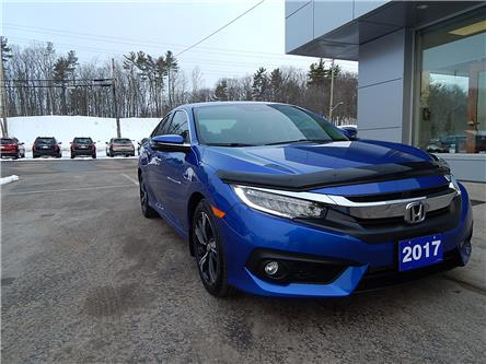 2017 Honda Civic Touring (Stk: 20181A) in Campbellford - Image 1 of 21