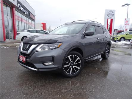 2017 Nissan Rogue SL Platinum (Stk: HC737075) in Bowmanville - Image 1 of 37