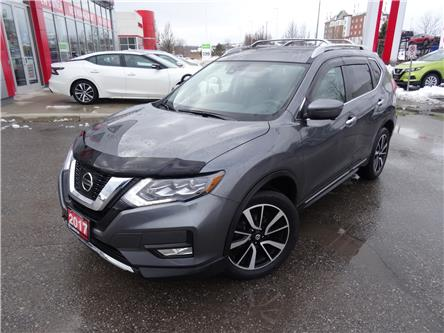 2017 Nissan Rogue SL Platinum (Stk: HC737075) in Bowmanville - Image 2 of 37