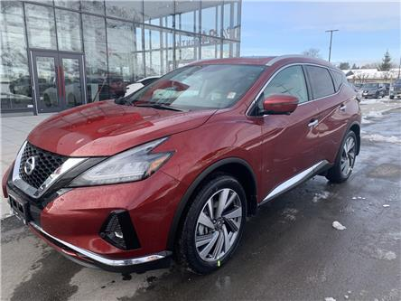 2020 Nissan Murano SL (Stk: T20070) in Kamloops - Image 1 of 30