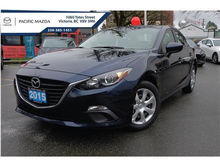 2015 Mazda Mazda3 GX (Stk: 8014A) in Victoria - Image 1 of 21