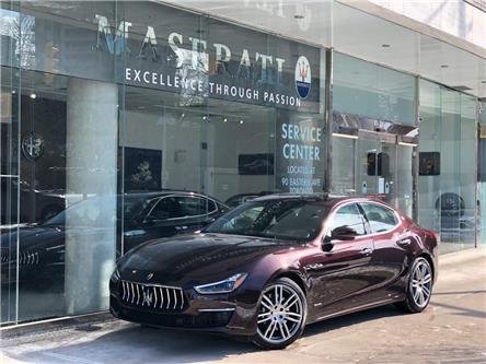 2020 Maserati Ghibli S Q4 GranLusso (Stk: 36MA) in Toronto - Image 1 of 28
