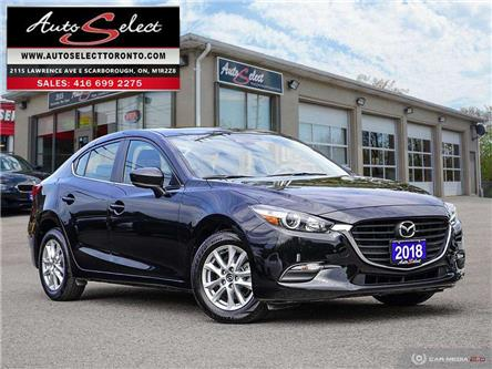2018 Mazda Mazda3 GS (Stk: 1MZ3R21) in Scarborough - Image 1 of 28