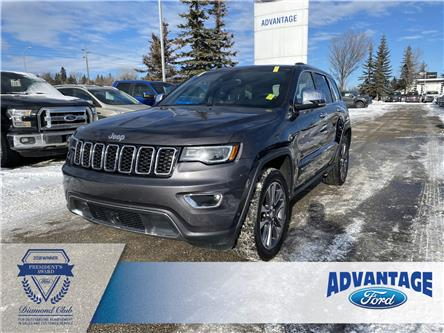 2018 Jeep Grand Cherokee Limited (Stk: K-2567A) in Calgary - Image 1 of 24