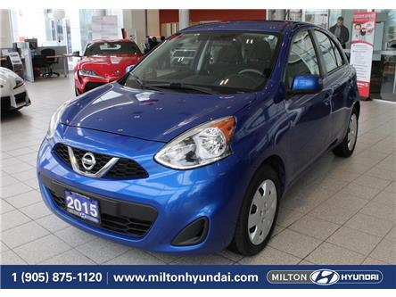 2015 Nissan Micra SV (Stk: 256128) in Milton - Image 1 of 33