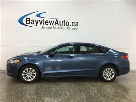 2018 Ford Fusion S (Stk: 36472W) in Belleville - Image 1 of 23