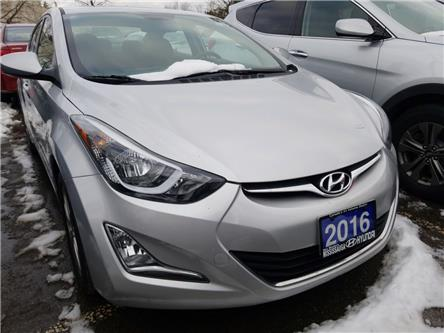 2016 Hyundai Elantra Sport Appearance (Stk: OP10612) in Mississauga - Image 2 of 11
