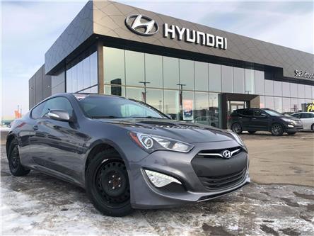 2014 Hyundai Genesis Coupe 2.0 (Stk: G29012A) in Saskatoon - Image 1 of 21