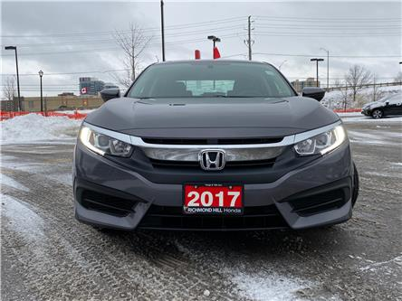 2017 Honda Civic LX (Stk: 202366A) in Richmond Hill - Image 2 of 17