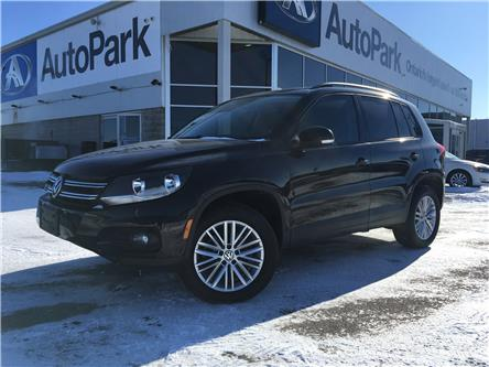 2016 Volkswagen Tiguan  (Stk: 16-04249MB) in Barrie - Image 1 of 24