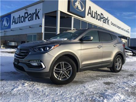 2018 Hyundai Santa Fe Sport 2.4 Luxury (Stk: 18-56083RJB) in Barrie - Image 1 of 31