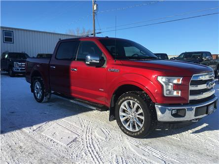 2016 Ford F-150 Lariat (Stk: 9291A) in Wilkie - Image 1 of 24