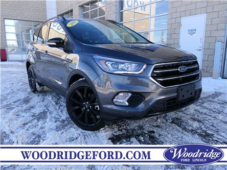 2019 Ford Escape Titanium (Stk: 17431) in Calgary - Image 1 of 21