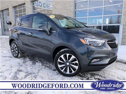 2018 Buick Encore Premium (Stk: L-584A) in Calgary - Image 1 of 18