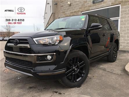 2020 Toyota 4Runner NIGHTSHADE (Stk: 46678) in Brampton - Image 1 of 27