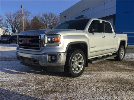 2014 GMC Sierra 1500 SLT (Stk: 148437) in Brooks - Image 1 of 14