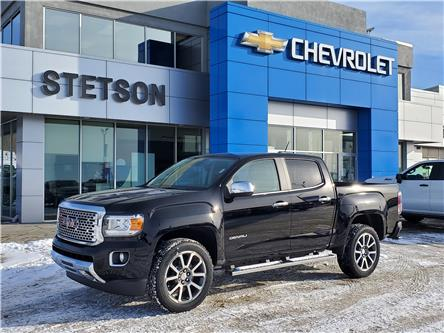 2020 GMC Canyon Denali (Stk: 20-128) in Drayton Valley - Image 1 of 7