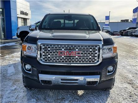 2020 GMC Canyon Denali (Stk: 20-128) in Drayton Valley - Image 2 of 7