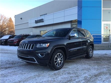 2014 Jeep Grand Cherokee Limited (Stk: 213872) in Brooks - Image 1 of 16