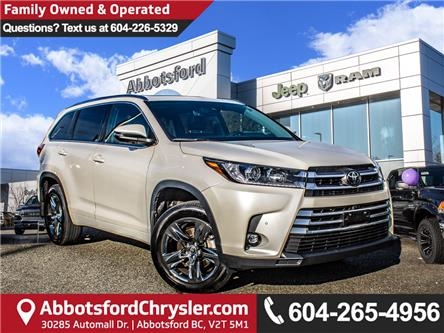 2019 Toyota Highlander Limited (Stk: AB1008) in Abbotsford - Image 1 of 30