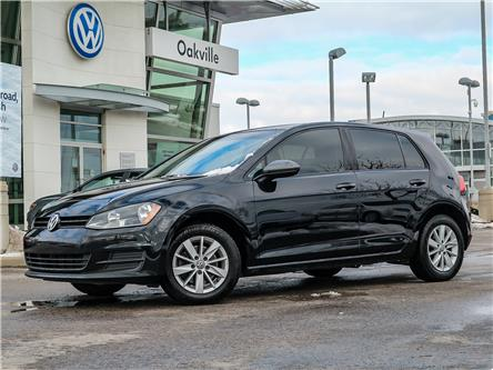 2017 Volkswagen Golf 1.8 TSI Trendline (Stk: 8005V) in Oakville - Image 1 of 21
