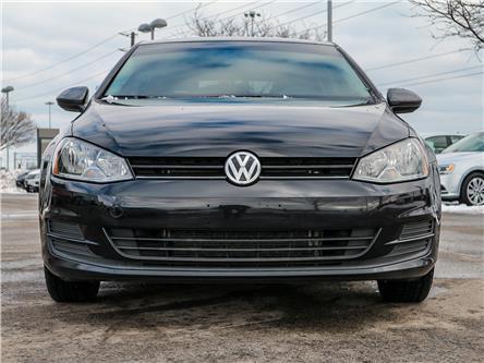 2017 Volkswagen Golf 1.8 TSI Trendline (Stk: 8005V) in Oakville - Image 2 of 21