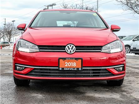 2018 Volkswagen Golf SportWagen 1.8 TSI Comfortline (Stk: 7056V) in Oakville - Image 2 of 22