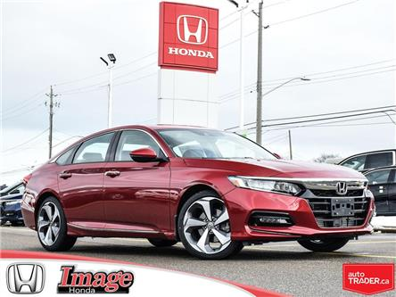 2020 Honda Accord Touring 1.5T (Stk: 10A480) in Hamilton - Image 1 of 23