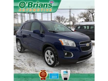 2014 Chevrolet Trax LTZ (Stk: 13095B) in Saskatoon - Image 1 of 21