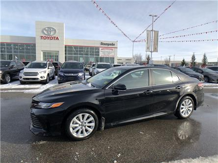 2019 Toyota Camry LE (Stk: 191025) in Calgary - Image 1 of 24