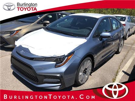 2020 Toyota Corolla SE (Stk: 202048) in Burlington - Image 1 of 5