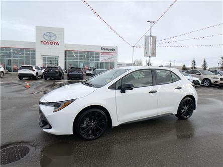 2020 Toyota Corolla Hatchback Base (Stk: 200338) in Calgary - Image 1 of 24
