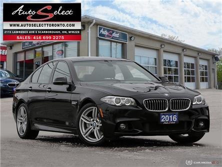 2016 BMW 528i xDrive (Stk: 16GMP212) in Scarborough - Image 1 of 29