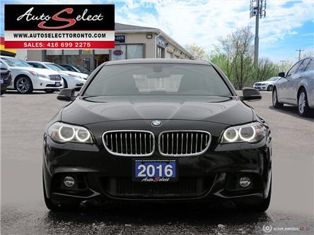2016 BMW 528i xDrive (Stk: 16GMP212) in Scarborough - Image 2 of 29