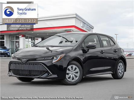 2020 Toyota Corolla Hatchback Base (Stk: 59121) in Ottawa - Image 1 of 23