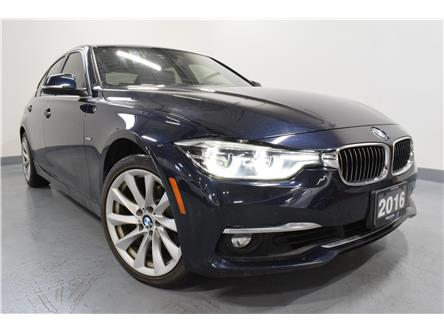 2016 BMW 328i xDrive (Stk: 501923P) in Brampton - Image 1 of 22