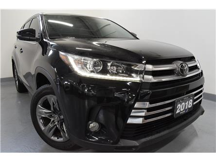 2018 Toyota Highlander Limited (Stk: 890987P) in Brampton - Image 1 of 27