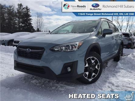 2020 Subaru Crosstrek Touring w/Eyesight (Stk: 34320) in RICHMOND HILL - Image 1 of 21