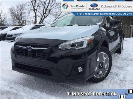 2020 Subaru Crosstrek Sport w/Eyesight (Stk: 34326) in RICHMOND HILL - Image 1 of 22