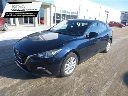 2014 Mazda Mazda3 GS-SKY at (Stk: M19177A) in Steinbach - Image 1 of 27